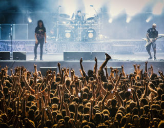 Anthrax Release Athens 2019