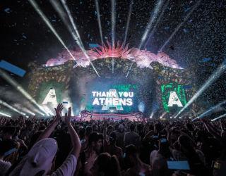 UNITE With Tomorrowland Athens 2019