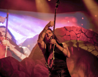 Manowar Release Athens 2019