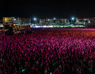 Release Athens 2019 crowd