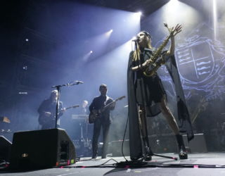 PJ Harvey 2016 Release Athens