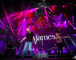 James Release Athens 2019